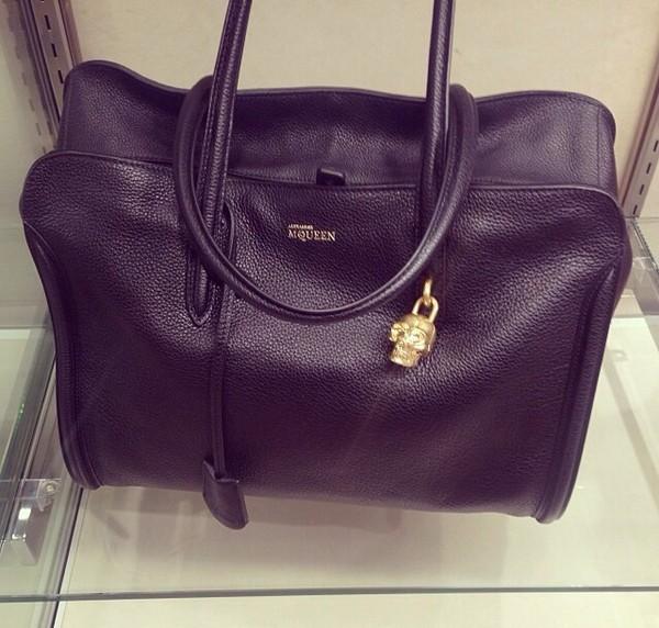 bag purse alexander alexander mcqueen mcqueen