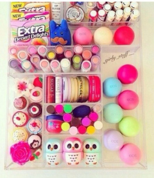 make-up baby lips new pink spring