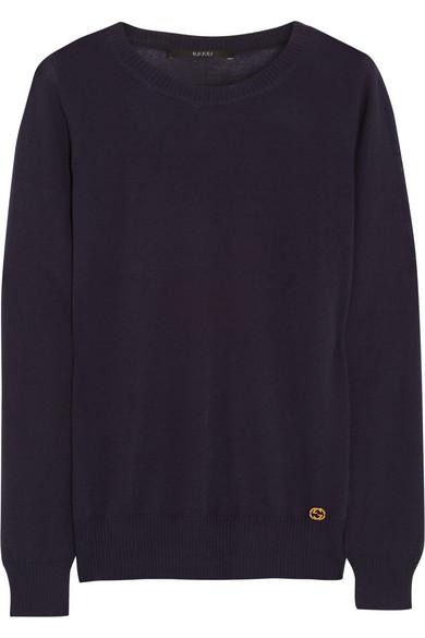 Gucci|Cashmere sweater|NET-A-PORTER.COM