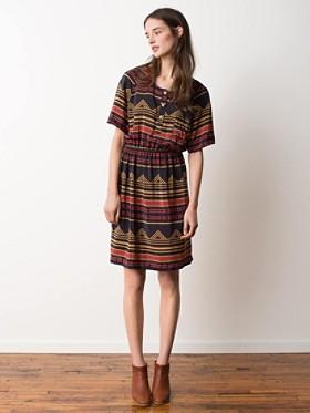 Pendleton Woolen Mills: NESIKA SILK DRESS