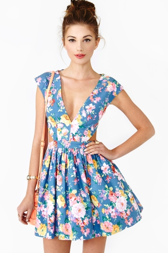 Fresh Cut Dress - Chambray in Clothes at Nasty Gal ($37.00) - Svpply