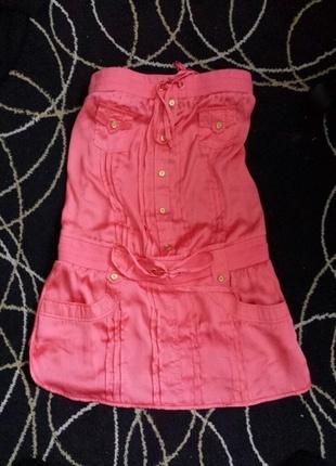 Pink Romper Dress - $7.00   Dresses  - vinted.com