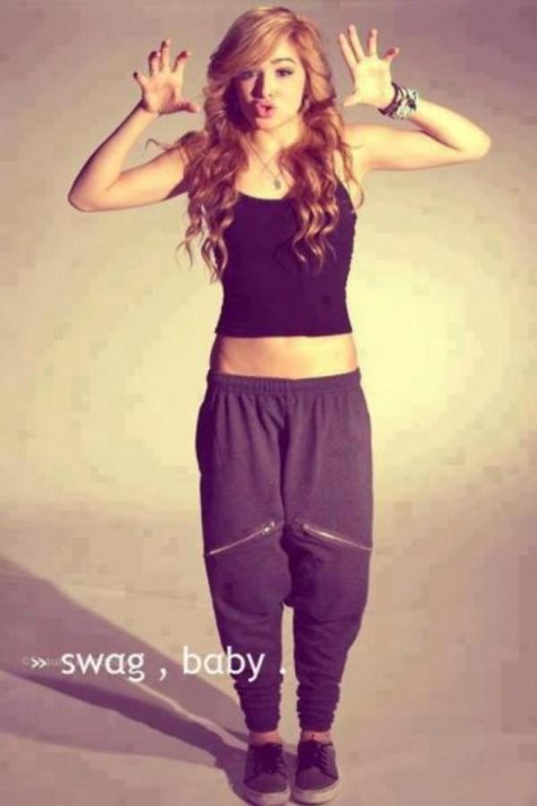 pants swag jewels