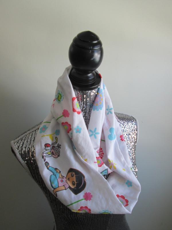scarf spring dora the explorer