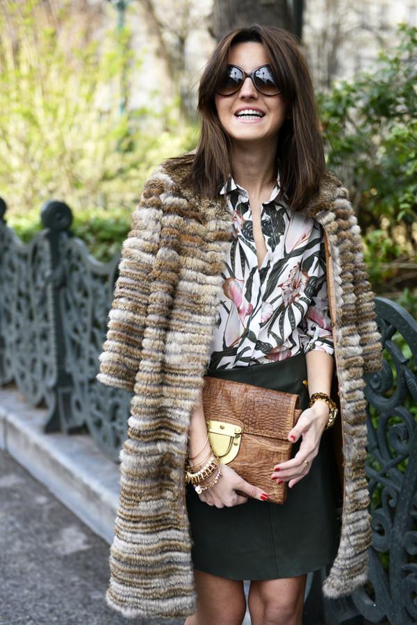 lovely pepa skirt shirt coat shoes bag jewels