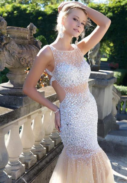Jovani 78657 Dress at Peaches Boutique