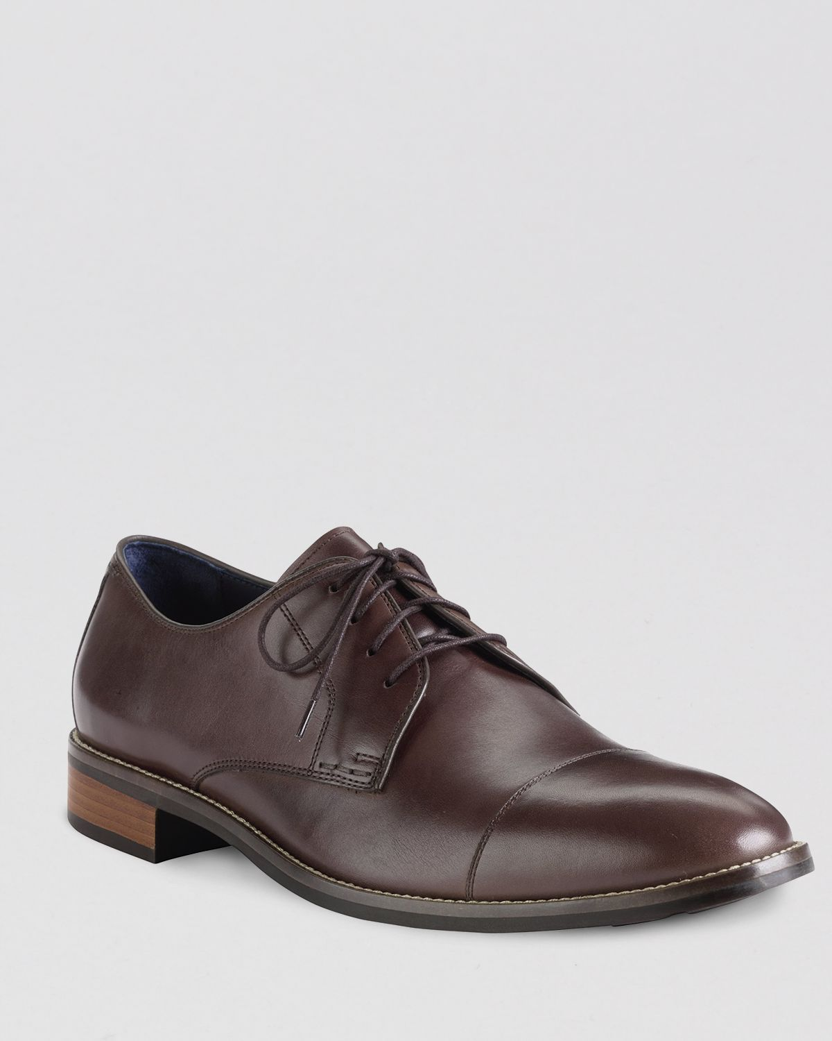 Cole Haan Lenox Hill Cap Toe Leather Oxfords | Bloomingdale's