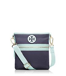 Tory Burch Soft Nylon Swingpack  : Women's Top Handles & Shoulder Bags