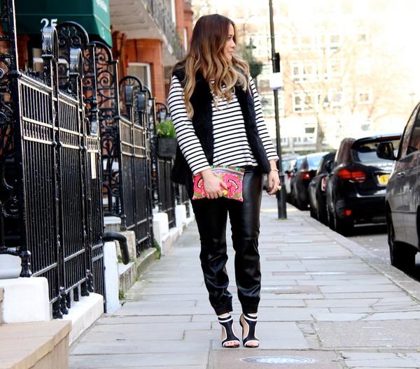 louhayhay t-shirt pants jewels shoes
