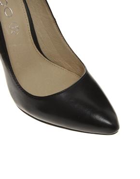 ALDO | ALDO Frited Black Court Shoes at ASOS
