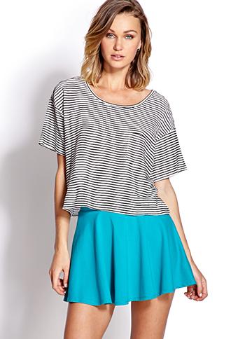 Must-Have Skater Skirt | FOREVER 21 - 2000090200