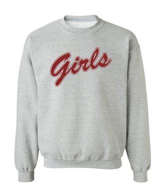 sweater girls sweater from friends girls logo sweater