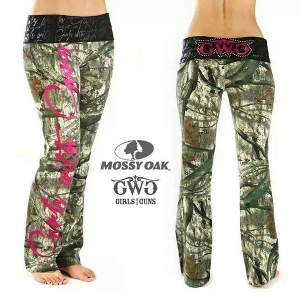 pants mossy oak