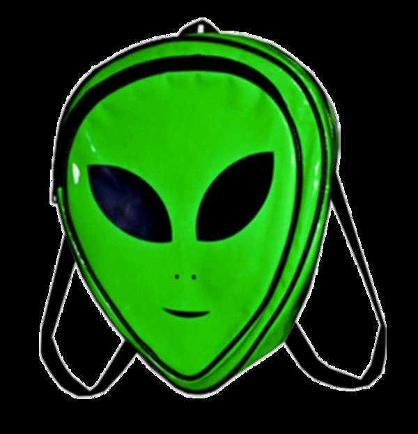 bag bookbag backpack alien