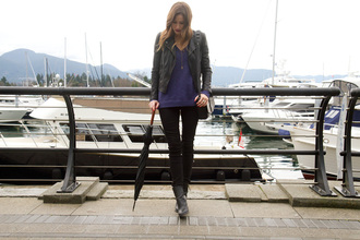 styling my life blogger jacket sweater jeans shoes bag make-up jewels