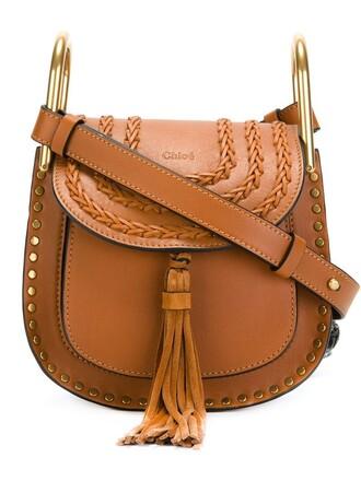 mini women bag shoulder bag brown