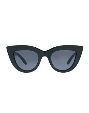 ASOS   ASOS Flat Top Cat Eye Sunglasses at ASOS
