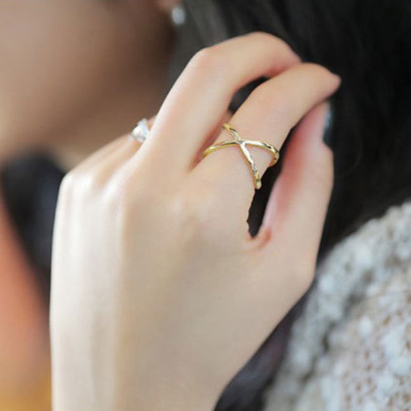 jewels ring jewelry gold hippie hipster indie grunge infinity cute nails nail polish minimalist jewelry infinity ring