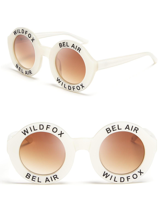 WILDFOX Sunglasses - Bel Air | Bloomingdale's