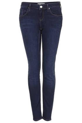 MOTO Dark Vintage Baxter Jeans - Jeans  - Clothing  - Topshop