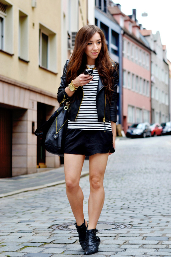 flirting with fashion jacket shirt shorts shoes bag hat sunglasses