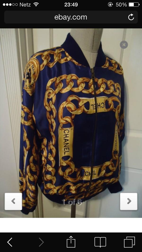 jacket chanel vintage