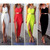 Summer Dress 2014 New Sexy Women Girl Bandage Halter Sleeveless Beach Nightclub Clubwear Club Party Cocktail Dressess with Belt-in Apparel & Accessories on Aliexpress.com