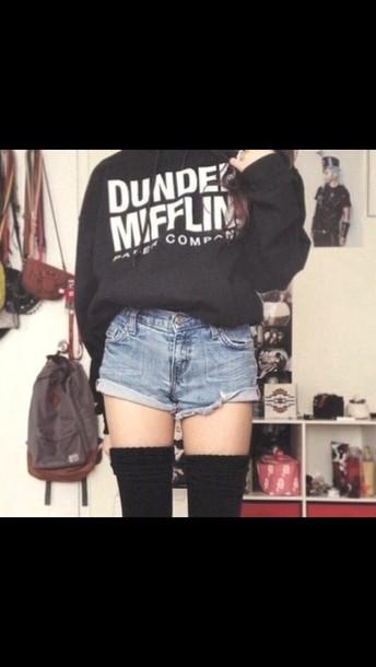 sweater grunge sweater