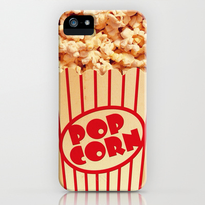 Pop Corn - for iphone iPhone & iPod Case by Simone Morana Cyla | Society6