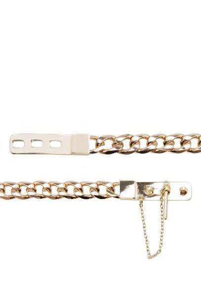 MANGO - NEW - Chain belt