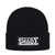 SHADE Beanie Hat - Black – SHADE London