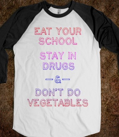 Stay In Drugs (baseball) - Galaxy Cats - Skreened T-shirts, Organic Shirts, Hoodies, Kids Tees, Baby One-Pieces and Tote Bags Custom T-Shirts, Organic Shirts, Hoodies, Novelty Gifts, Kids Apparel, Baby One-Pieces | Skreened - Ethical Custom Apparel