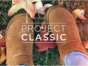 Acheter Classic Mini Bottes pour Femme en ligne | UGG® Australia France