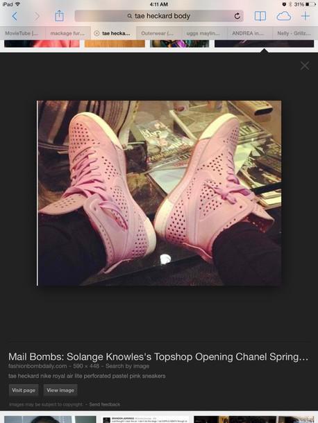 shoes pink nike air nike running shoes nike sneakers sneakerhead sneakers pink shoes