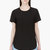 3.1 phillip lim black silk vented blouse