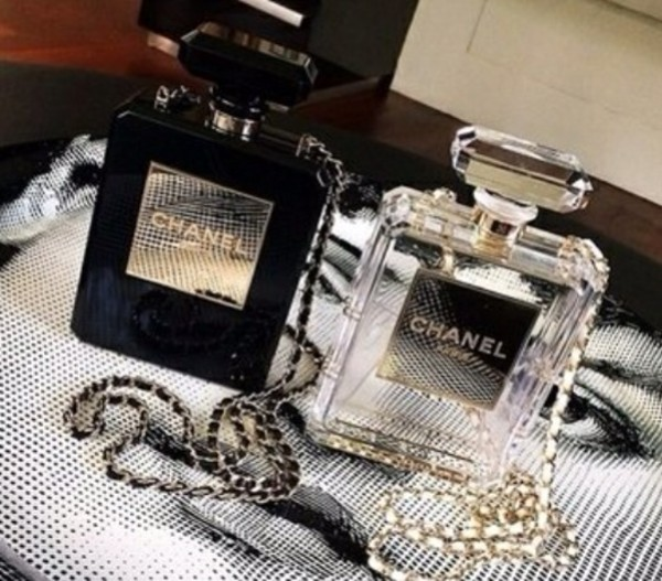 jewels perfume chanel chain silver looks like a bag chique