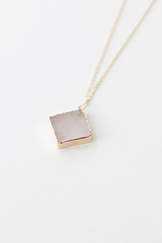 A R T E M I S  or plongé collier de diamants par ShopLittleGold