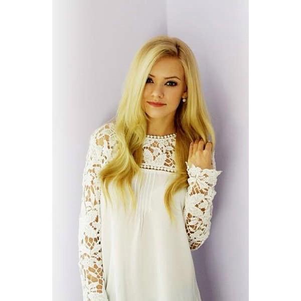 blouse shirt lace crochet ootd fashionista shopaholic fashion blogger style blogger floral