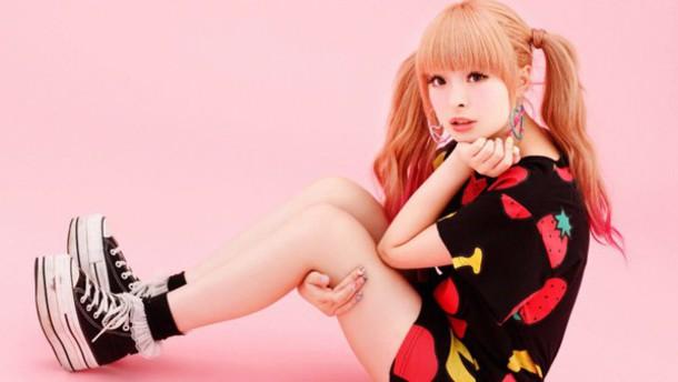 dress kyraypamyupamyu jpop japanese strawberry