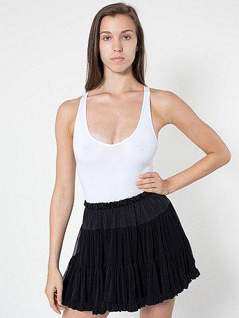 Multi-Layered Reversible Petticoat | American Apparel