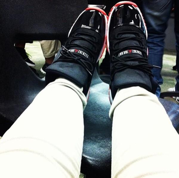 shoes bred 11s jordans