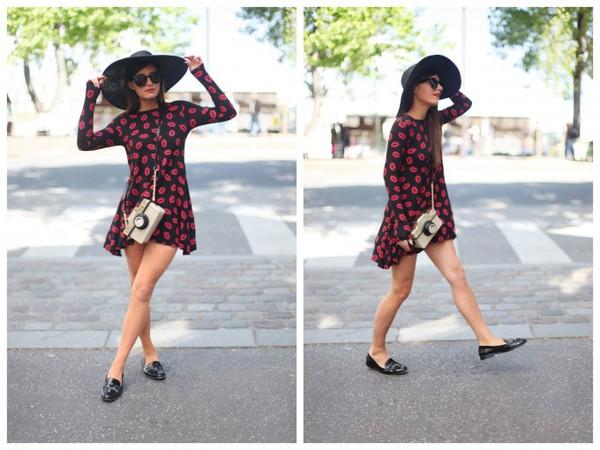 frassy dress shoes sunglasses bag hat