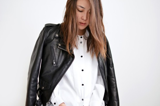 stop it right now blogger jacket shirt jewels