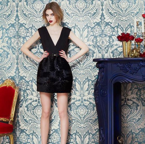 dress lookbook fashion alice+olivia