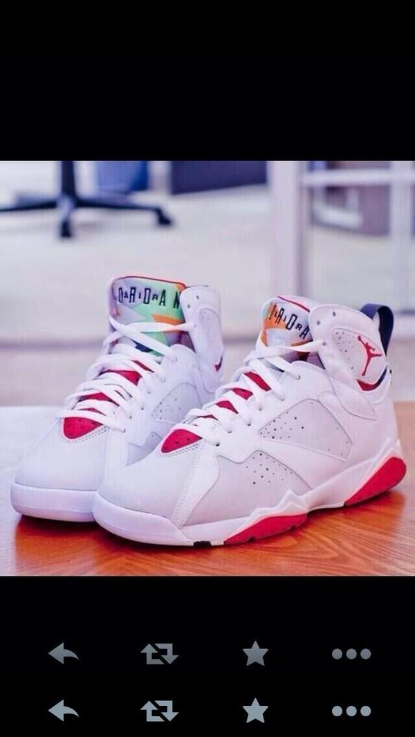 shoes air jordan white