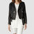 Womens Balfern Leather Biker Jacket (Black) | ALLSAINTS.com