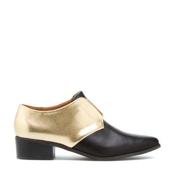 ShoeDazzle Guard Oxford by Beau   Ashe on Wanelo