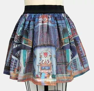 skirt disney belle library
