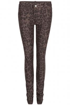 Preversible Pants Oak Brown Panther - Pants - Shop online