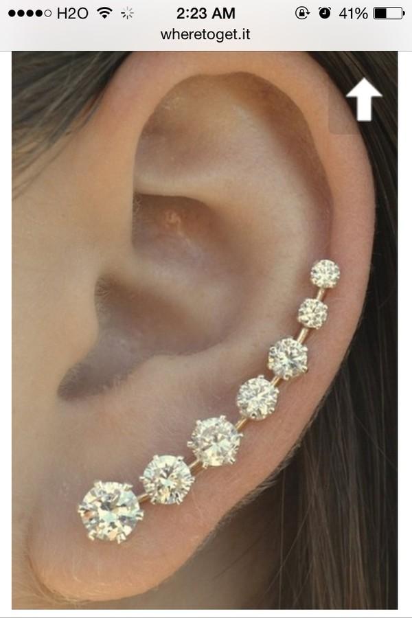 jewels cute earrings rihanna